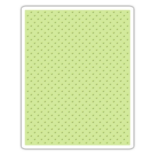 Sizzix Text.Fad.Emb.Fold.- Tiny dots 661612 Tim Holtz (09-16)