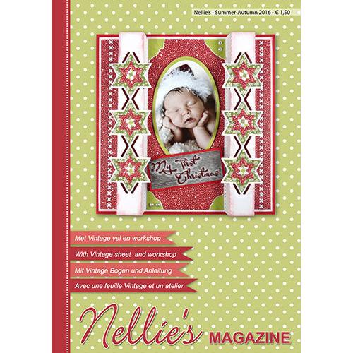 Magazine Nellie`s Summer-autumn 2016 (DU-UK-GER-FR)