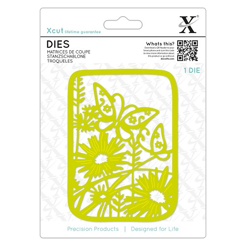 Dies (1pc) - Wildflower Butterfly