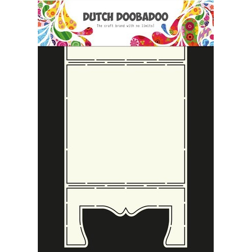 Dutch Doobadoo Dutch Card Art Stencil raamkaart  A4 470.713.608 (10-16)