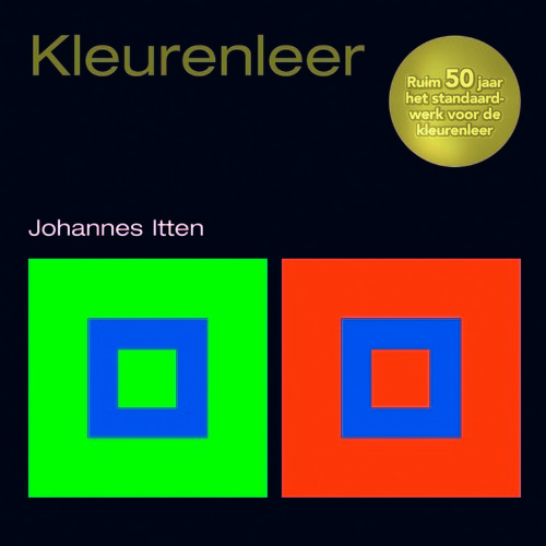Kosmos Boek Kleurenleer Itten, Johannes (10-16)