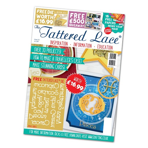 The tattered lace - magazine nr 33