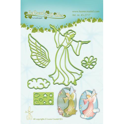 Lea'bilitie® Fairy / Angel  snij en embossing mal