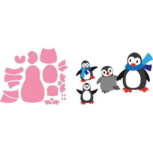 Marianne D Collectable Eline`s Penguin COL1416  15x21 cm (11-16)