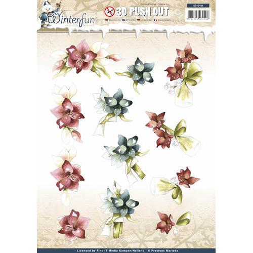 Pushout - Precious Marieke - Winterfun - Winterflower