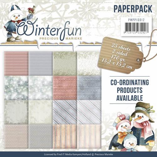 Paperpack - Precious Marieke - Winterfun