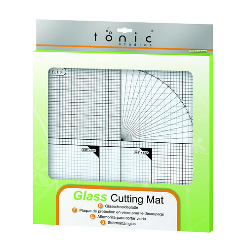 Tonic Studios Tools - Glass cutting mat 12x12 350E
