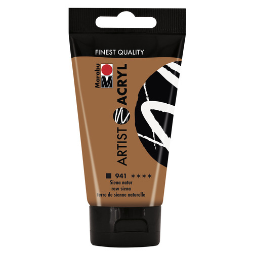 Artist Acryl 75 ML - Sienna naturel