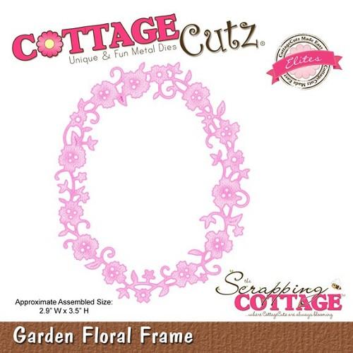 Cottage Cutz - Garden Floral Frame