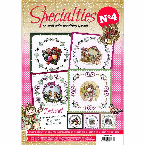 Specialties 4