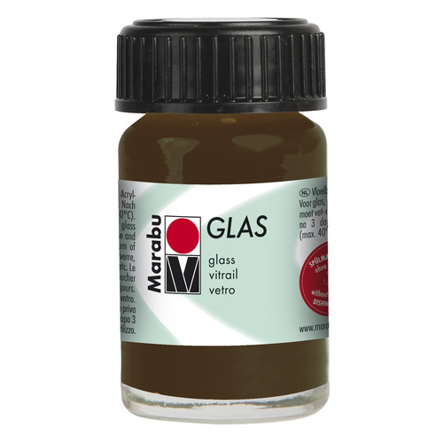 Glas 15 ml - Cacao