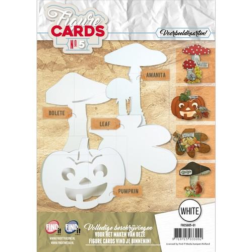 Figure Cards 5 - Wit