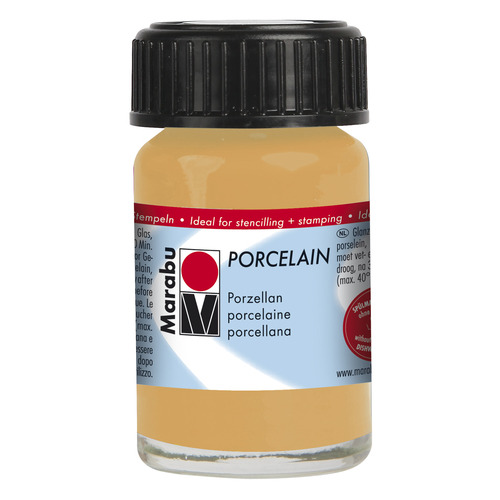 Porcelain 15 ml - Goud metallic