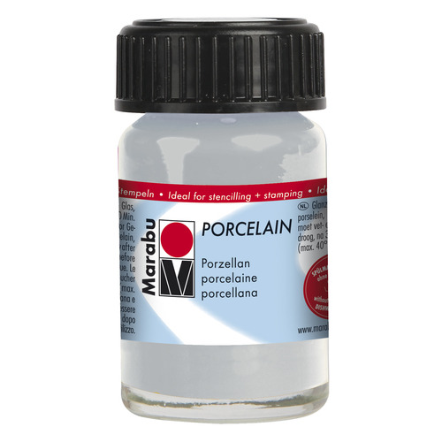 Porcelain 15 ml - Zilver metallic