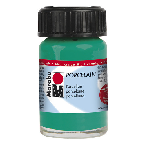 Porcelain 15 ml - Muntgroen