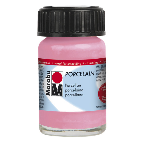 Porcelain 15 ml - Roze
