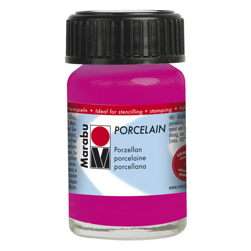 Porcelain 15 ml - Framboos