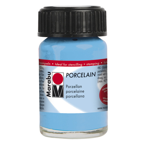 Porcelain 15 ml - Lichtblauw