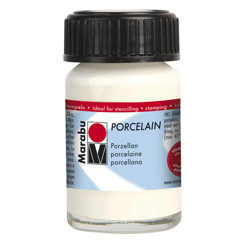 Porcelain 15 ml - Wit