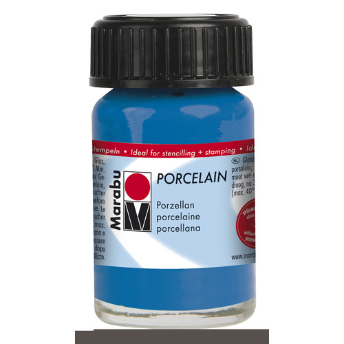 Porcelain 15 ml - Gentiaan