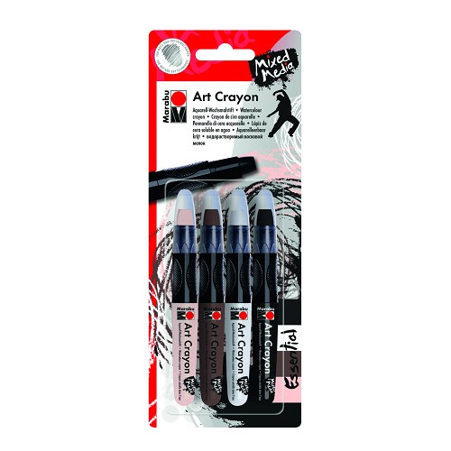 Art crayon - Set essential 4x