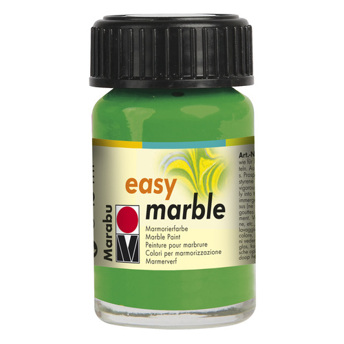 Easy marble 15 ml - Lichtgroen