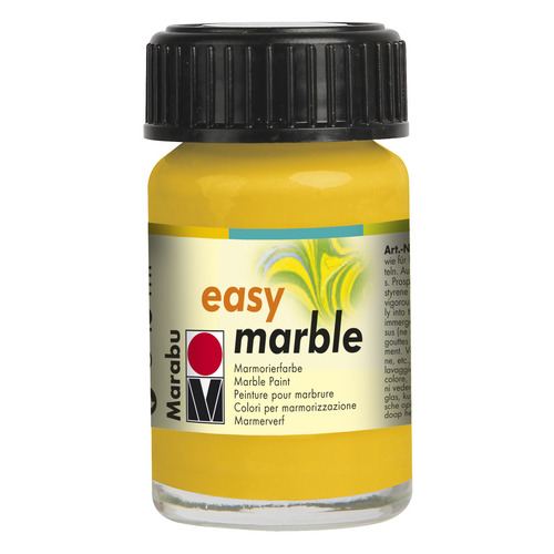 Easy marble 15 ml - Middengeel