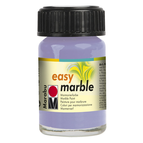 Easy marble 15 ml - Lavendel