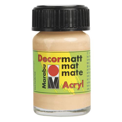 Decormatt acryl 15 ml - Huidskleur