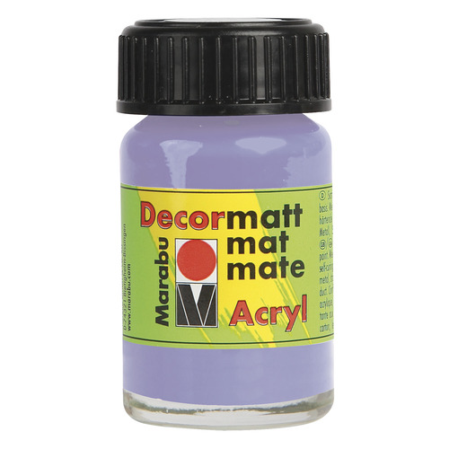 Decormatt acryl 15 ml - Lavendel