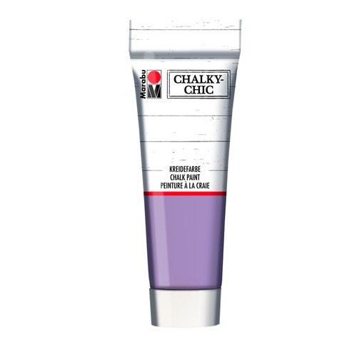 Chalky-chic 100 ml - Antiek paars