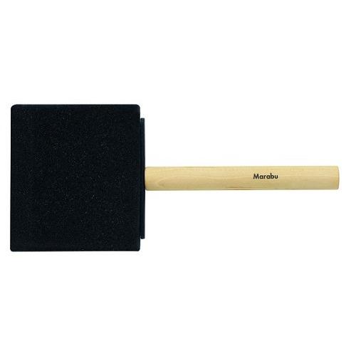 Foam penseel - Taille 75 mm