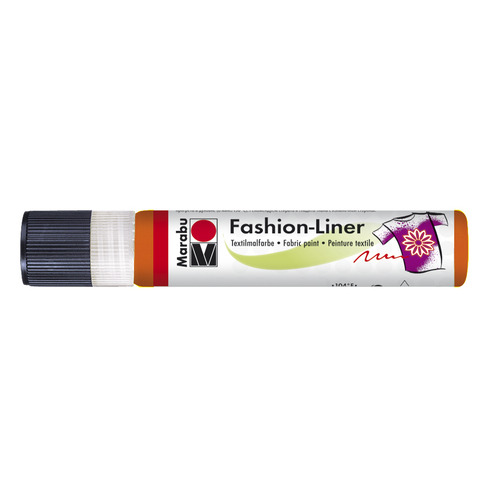Marabu fashion liner 25 ml - Rood 232