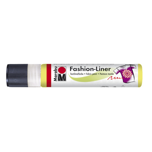 Marabu fashion liner 25 ml - Rood oranje 023