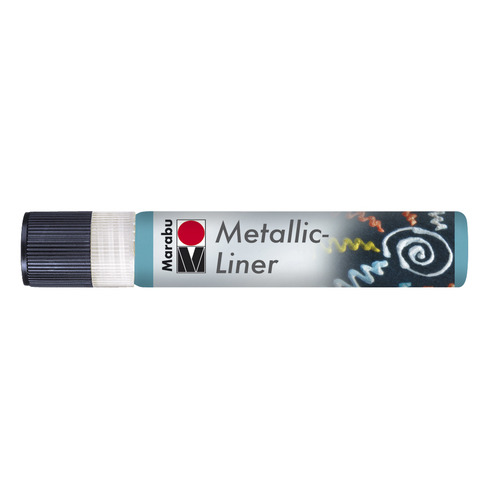 Metallic Liner 25 ML - Petrol