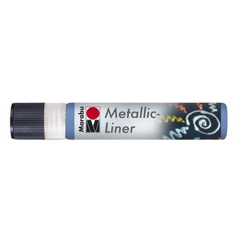 Metallic Liner 25 ML - Blauw