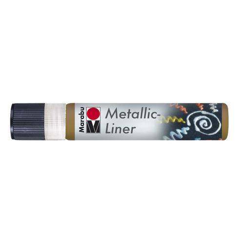 Metallic Liner 25 ML - Bruin