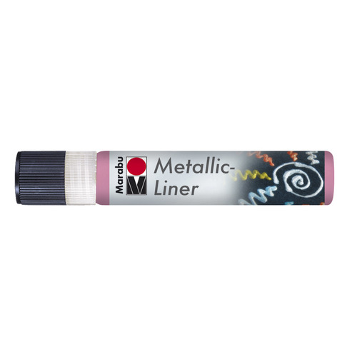 Metallic Liner 25 ML - Roze