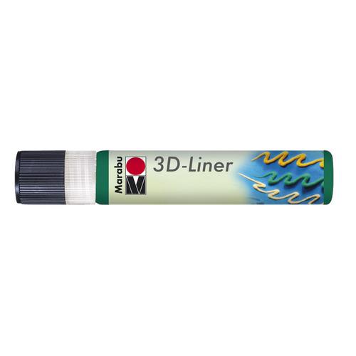 3D Liner 25 ML - Sapgroen