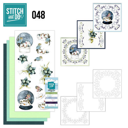 Stitch and Do 48 - Winterfun