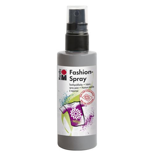 Marabu fashion spray 100 ml - Grijs 078