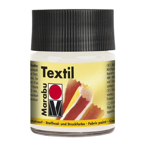 Textil 50 ML - Wit