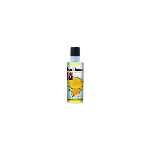 Fun & fancy  80 ml - Lichtgevend geel