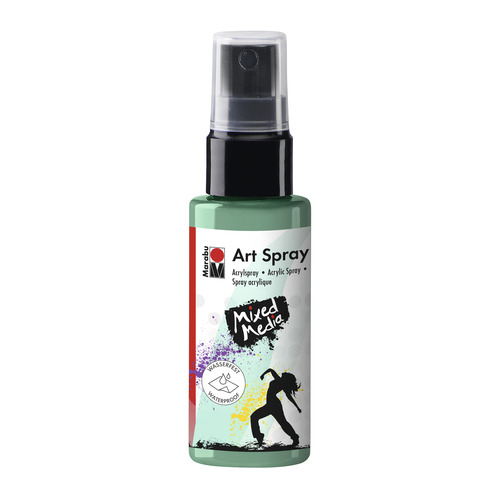 Art Spray 50ML - Aquamarijn
