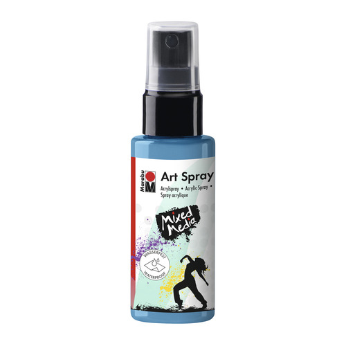 Art Spray 50ML - Azuur blauw
