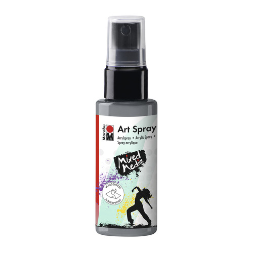 Art Spray 50ML - Zilver