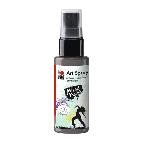Art Spray 50ML - Grijs