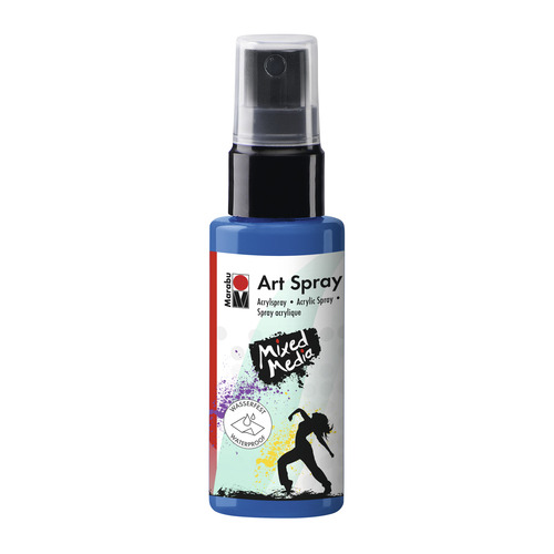 Art Spray 50ML - Gentiaan