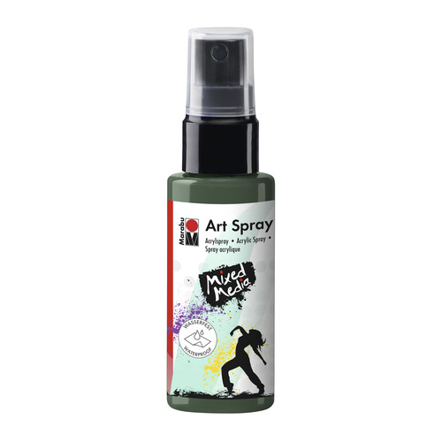 Art Spray 50ML - Kaki