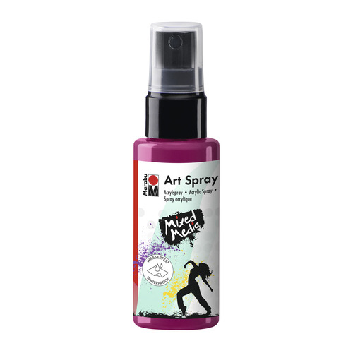 Art Spray 50ML - Framboos